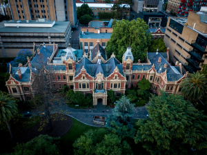 Image for Melbourne Graduate School of Education 10 Year Anniversary