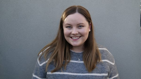 Phoebe Master of Teaching Internship student