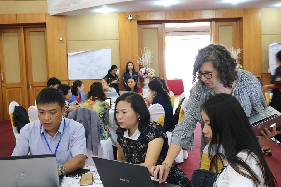 Vietnam Competency Based Education workshop photo 1