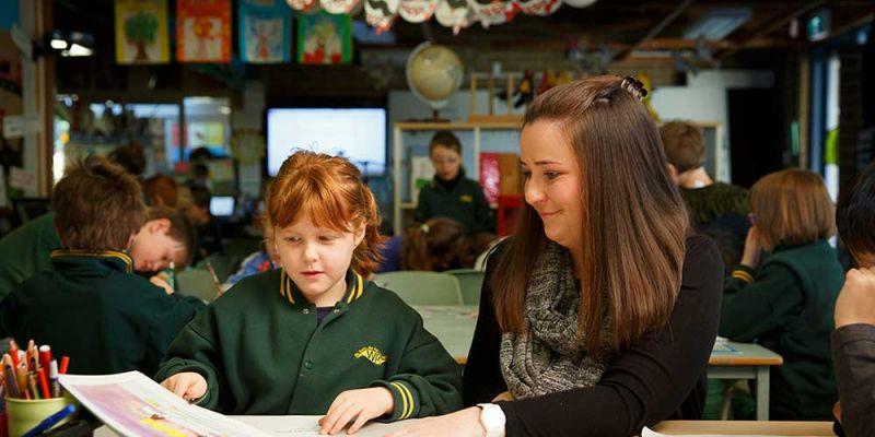 Ellie Jarrett, Master of Teaching, Westgarth Primary School